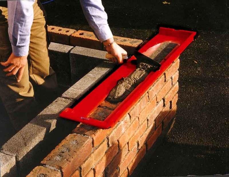 Как сделать кирпичный забор
