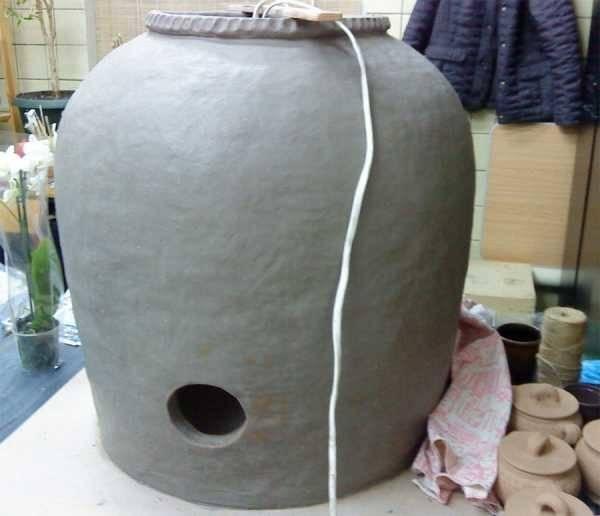 Тандыр глиняный