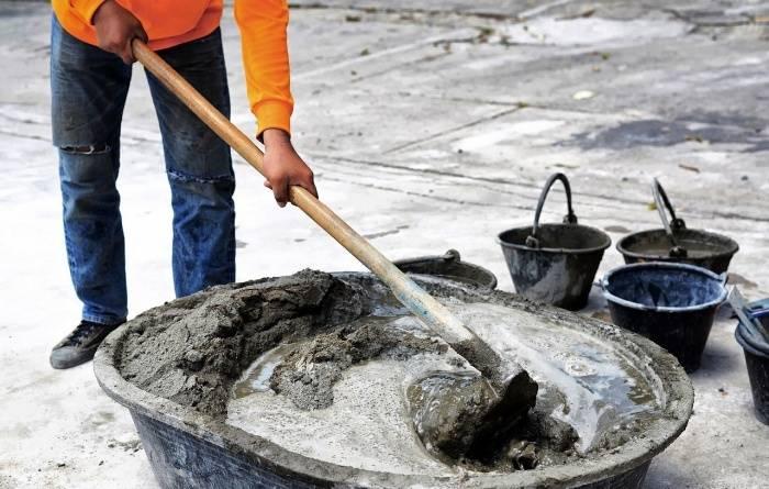 Песок для раствора для кладки кирпича