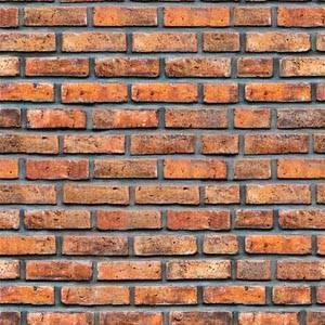 Как украсить кирпичную стену
