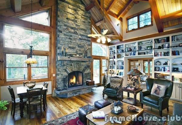 Печки дровяные для дома