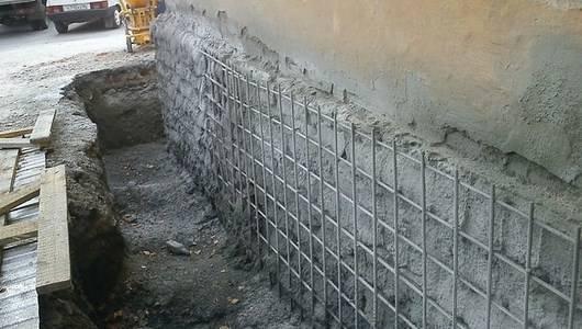 Как стянуть дом от трещин