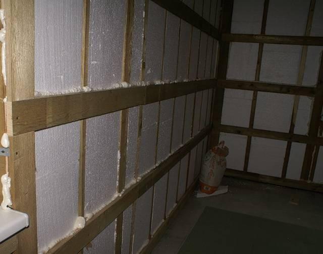 Чем утеплить кирпичную стену снаружи