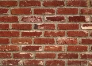 Как состарить кирпичную стену своими руками