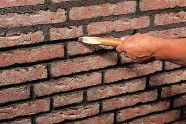 Клинкерный кирпич для внутренней отделки стен