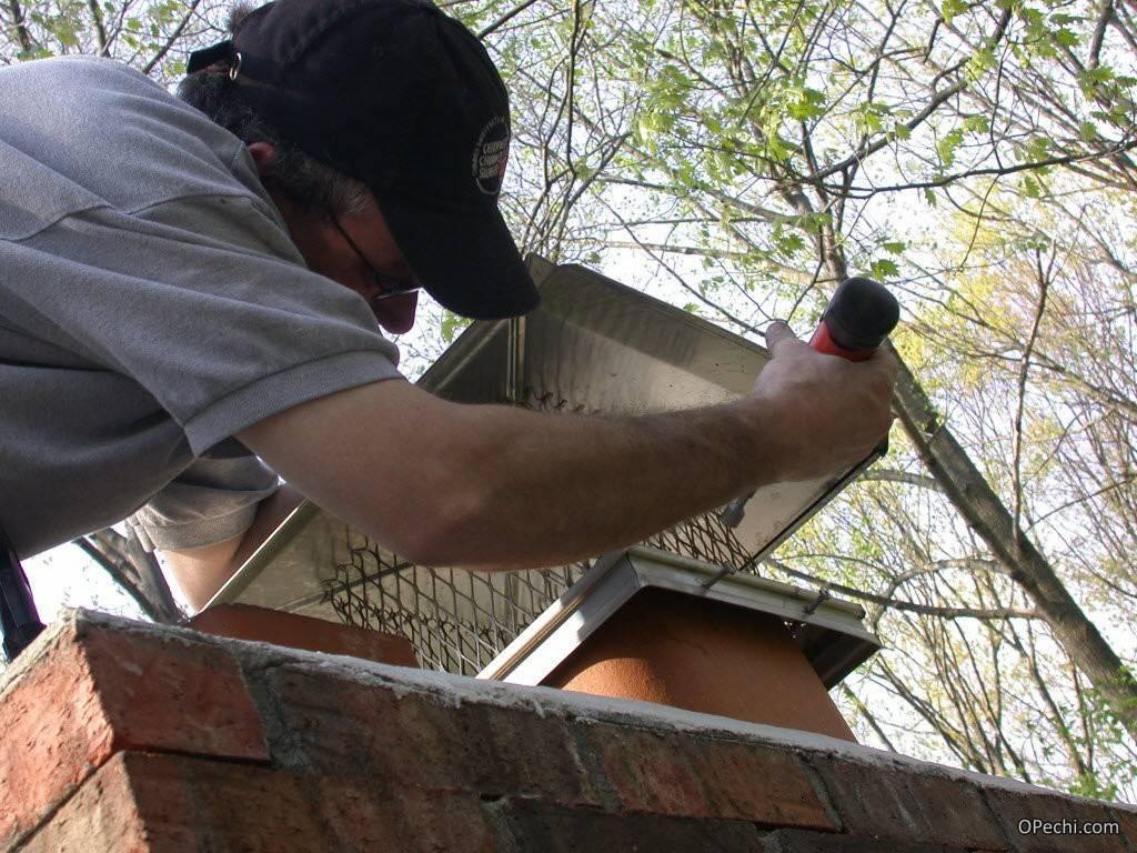 Ремонт печки на даче своими руками
