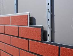 Стеновая панель кирпич