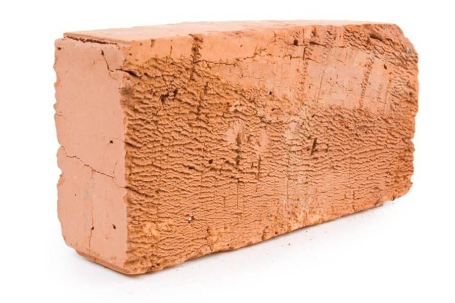 Кирпич керамический обыкновенный