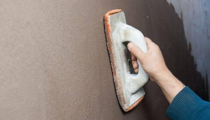 Чем оштукатурить печь чтобы не трескалась