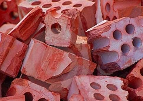 Количество кирпича в кубе кладки
